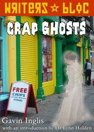Crap Ghosts front cover